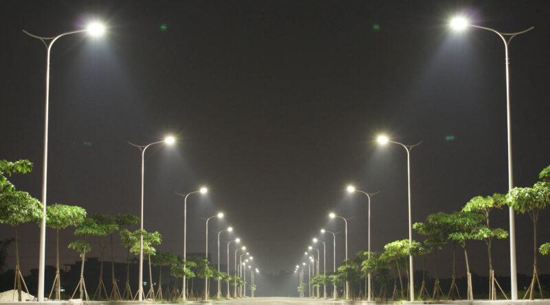 iluminat stradal alinadi